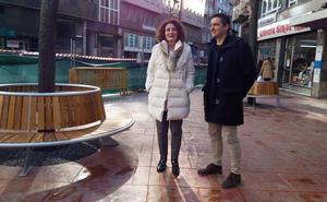 La calle Ave María se pone de largo para «recuperar la ciudad para los vecinos»