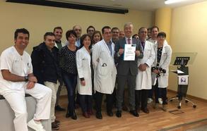 El Hospital del Bierzo recibe la Acreditación Excelente Ad Qualitatem de calidad sanitaria