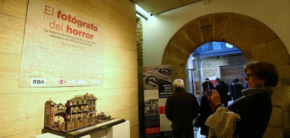 El horror de Mauthausen se traslada al Museo del Bierzo