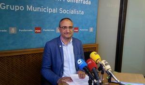 El PSOE denuncia un sobrecoste de 75.000 euros en la compra de un camión para el servicio de recogida de basura