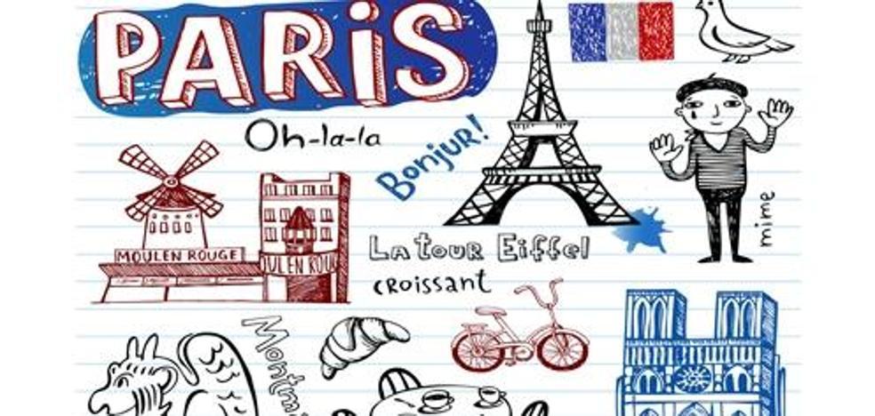 Balade en Français