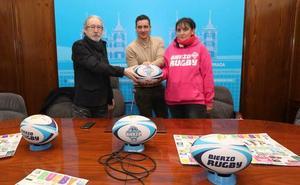 Ponferrada acoge una jornada de la Copa Promoción femenina de rugby