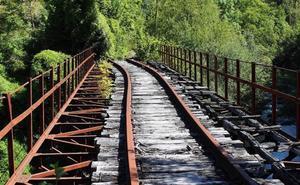 De trazado ferroviario a vía verde