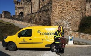 Correos retoma el servicio de transporte de equipajes en todo el Camino Francés