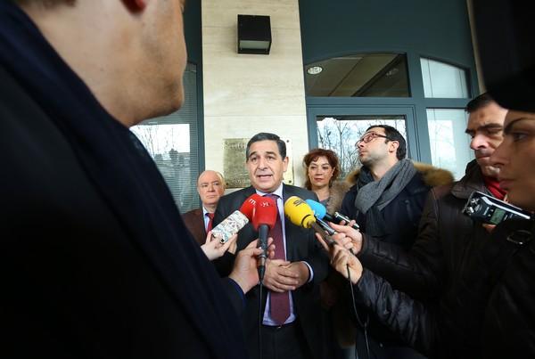 Pleno del Consejo de la Abogacía de Castilla y León en Ponferrada