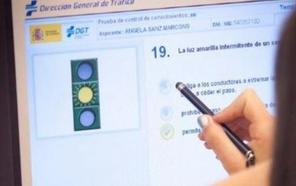 Detenido al intentar suplantar una identidad con un documento falso en el examen del carné de conducir en Ponferrada