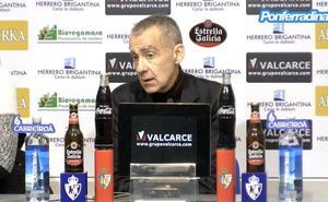 Terrazas: «Tenemos que ir a Vigo a por todas»