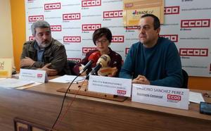 CCOO: «La situación socieconómica del Bierzo es absolutamente lamentable»