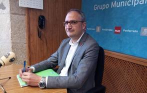 El PSOE teme la pérdida de la subvención de la Junta para las obras de la calle Camino de Santiago