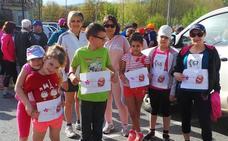 La marcha 'La Loquia' recauda 700 euros para la lucha contra el cáncer infantil
