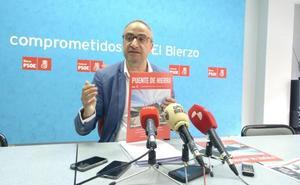 El PSOE cree que ha llegado el momento de que la «gestión» y la «decencia» vuelvan al Ayuntamiento de Ponferrada
