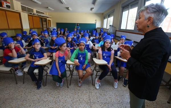 Clausura de la campaña Productos de León en la Escuela