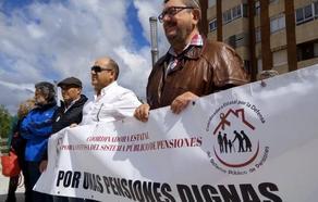 «¡Por nuestros derechos, por nuestra dignidad!»