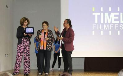 El corto del IES Europa 'Te amo', premiado en Milán