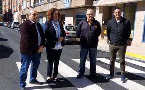 Ponferrada invierte 60.000 euros en obras de mejora en el barrio de La Estación