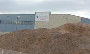 La Junta saca a información la autorización administrativa para la planta de biomasa de Forestalia en Cubillos