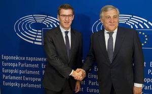 Tajani mediará para que el noroeste español se conecte al Corredor Atlántico europeo