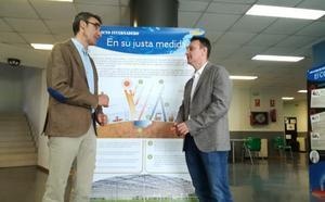 La ULE inaugura en el Campus del Bierzo una exposición sobre los efectos del cambio climático