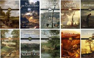 El 'book-crossing' anual de la Biblioteca de la ULE libera cien libros de Enrique Gil y Carrasco