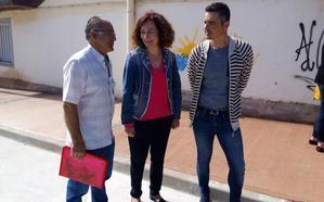 Ponferrada destina 45.000 euros ea actuaciones de mejora en el barrio de Puente Boeza