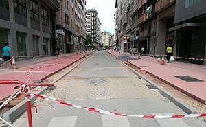 La Junta inicia el expediente para retirar la ayuda de 200.000 euros para las obras de la calle Camino de Santiago