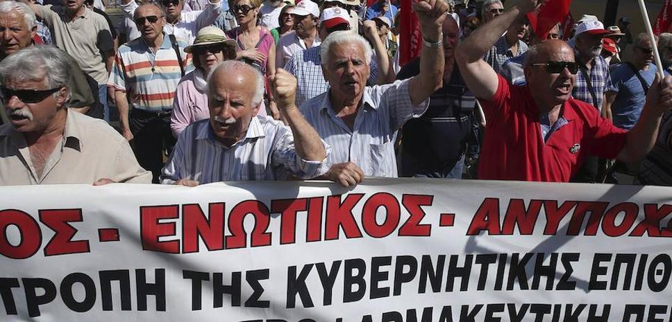 La Eurozona acuerda desbloquear 8.500 millones de euros de ayuda a Grecia