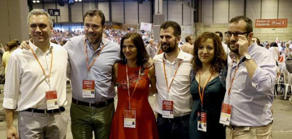 Cinco miembros del PSOE de Castilla y León en la Ejecutiva de Pedro Sánchez