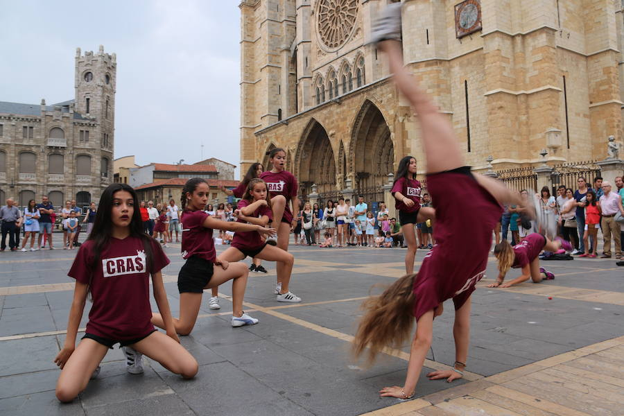 Flashmob de Crash Dance
