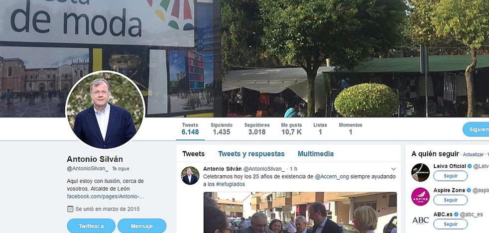 El 'ranking' de los alcaldes más activos en las redes sociales