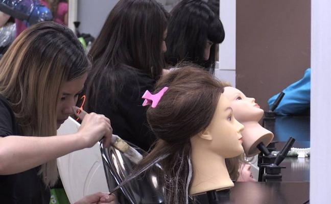 Academia Imagen: formando a futuros peluqueros
