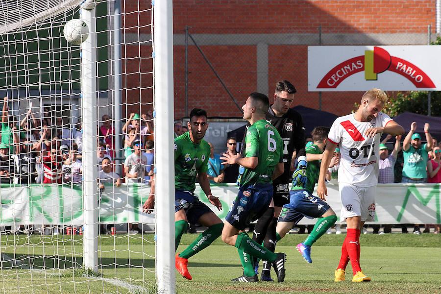 Imagenes de la final de Astorga