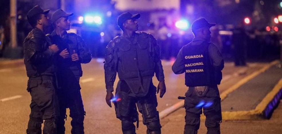 Un helicóptero policial ataca el Supremo venezolano