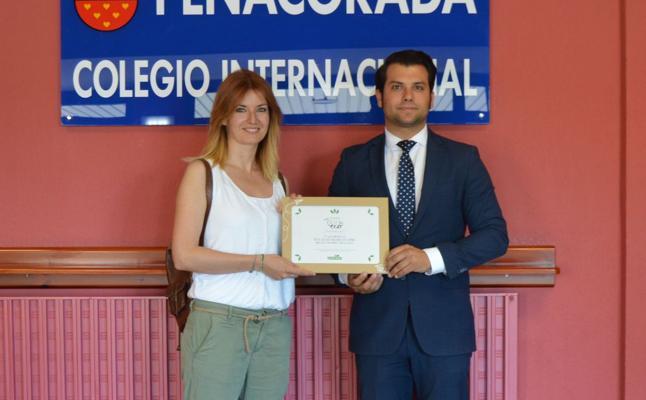 """La Junta de Castilla y León reconoce a Peñacorada como """"Centro Ecológico"""""""