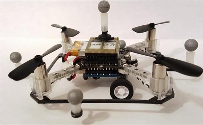 El MIT construye la base de los coches voladores