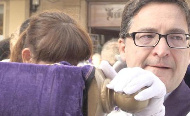 Manuel Ángel Fernández es reelegido como presidente de la Junta Mayor de Semana Santa
