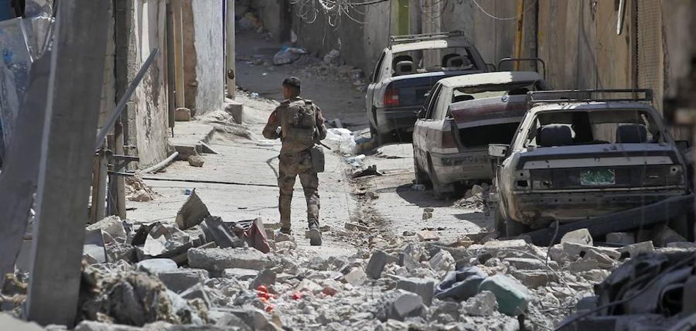 La «victoria» de las fuerzas iraquíes en Mosul se anunciará «en los próximos días»