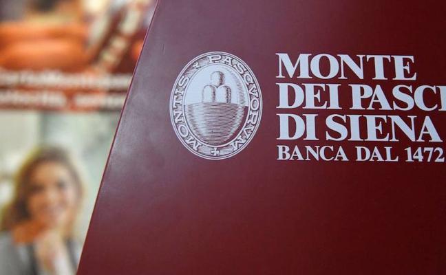 Monte dei Paschi reducirá 5.500 empleos hasta 2021