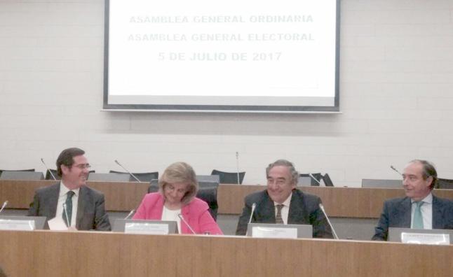 La Fele participa en la reelección de Antonio Garamendi como presidente de Cepyme