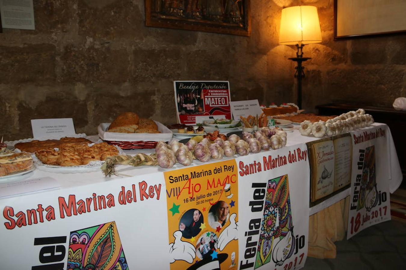 Santa Marina del Rey prepara su mejor maridaje