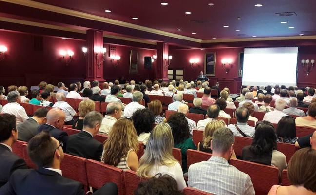 La 'Semana de la Acción' de BBVA reúne a 150 accionistas y clientes en León