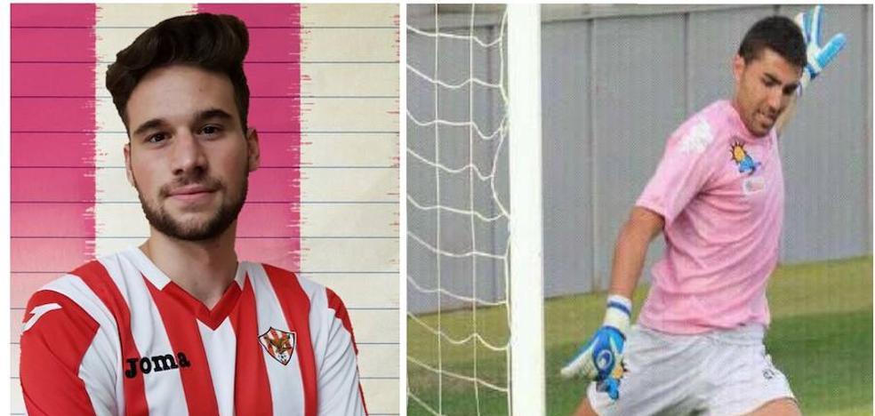 El Atlético Bembibre se refuerza con Samu Bugallo y Omar Otero