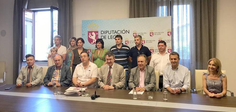 La Diputación colabora este año con el mantenimiento de las Escuelas de Música con 448.000 euros