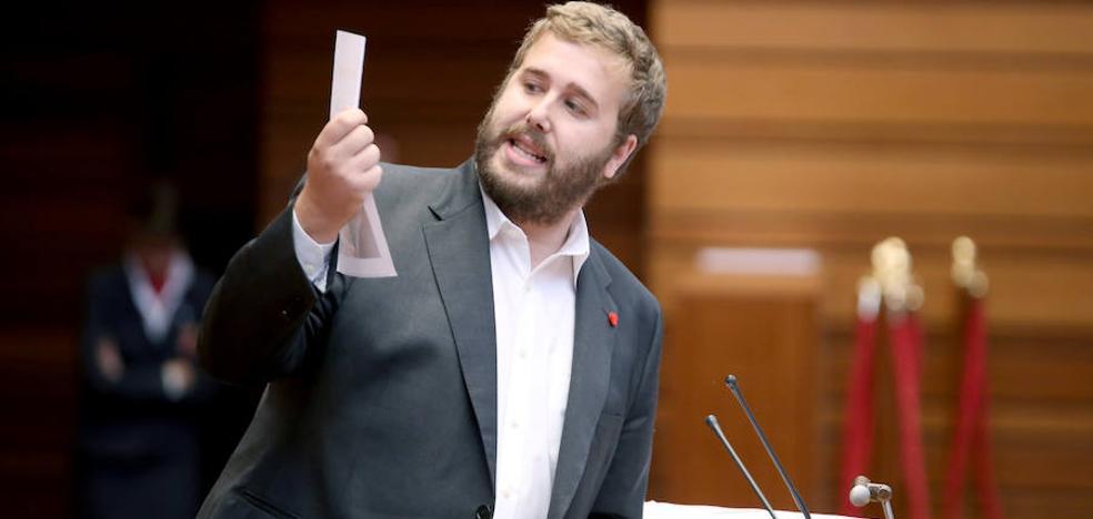 Tudanca prescinde de Tino Rodríguez y entrega al leonés Álvaro Lera la viceportavocía del PSOE en las Cortes