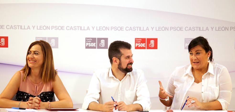 Tudanca será «escrupuloso» con las decisiones de los militantes en los congresos provinciales del PSOE