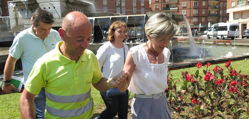 El Ayuntamiento arregla diez fuentes de la capital con un presupuesto de 69.000 euros