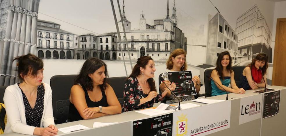 'El fuero en femenino' muestra las mujeres en los Decreta a través de cinco espectáculos