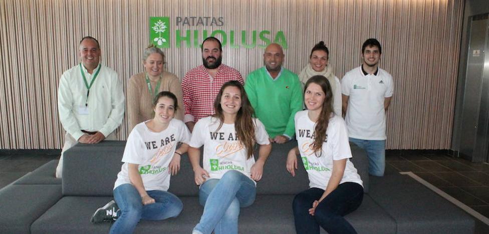 Patatas Hijolusa, más que un patrocinador