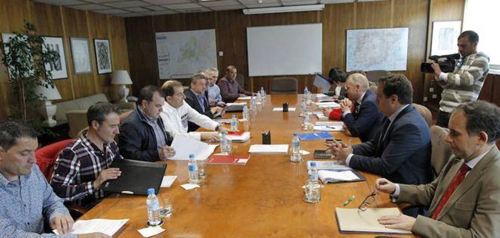 Navia se reúne el jueves con el sector del carbón de CCOO y UGT