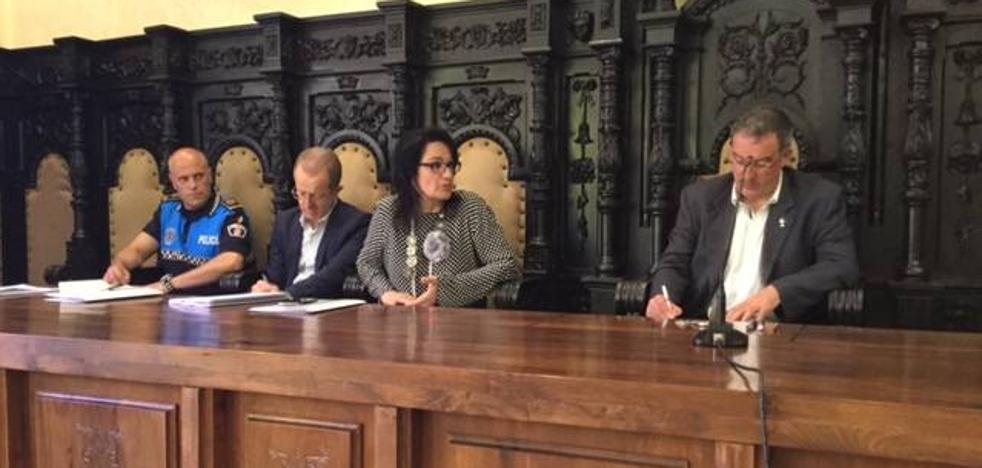 Astorga prepara la seguridad de sus principales eventos veraniegos