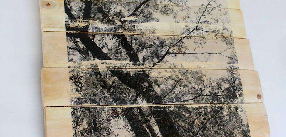 El fin de semana es de los artesanos y pintores en Colinas del Campo